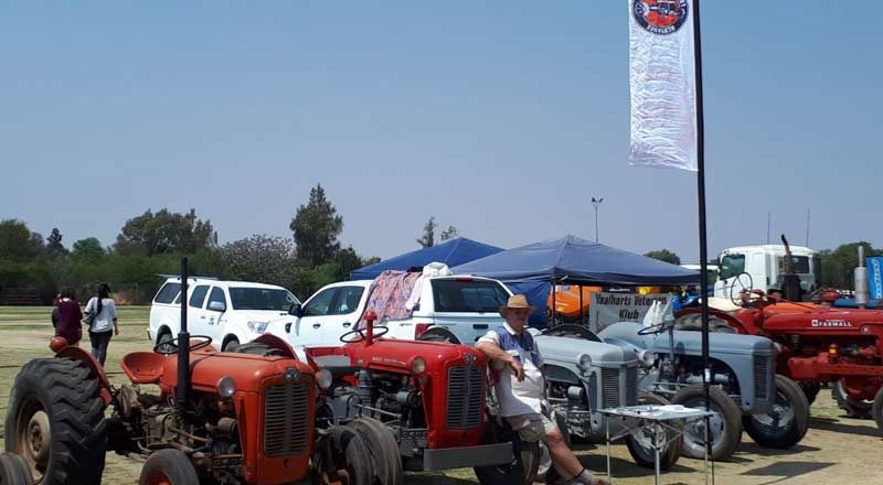 SAVTEC - Vintage Tractors South Africa