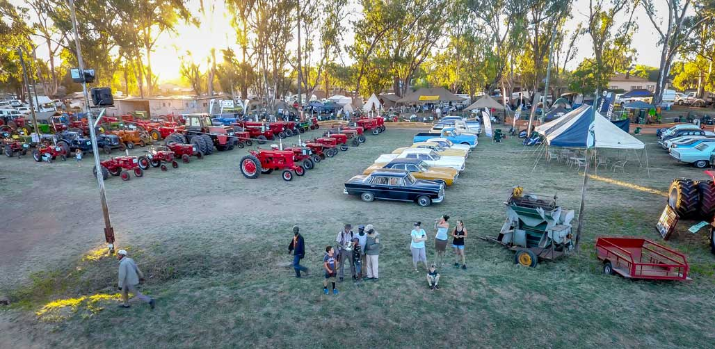 South African Vintage Tractor and Engine Club - Clocolan