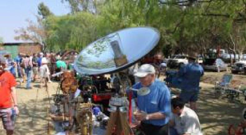 SAVTEC - Nasionale Skou 2011 - 27 - Versameling sonkrag enjins