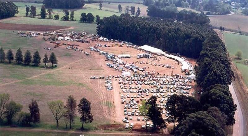 SAVTEC - National Show 2003 - Nottingham Road (Natal) - Aerial1