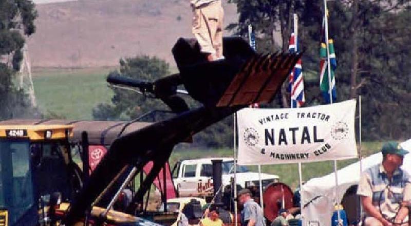 SAVTEC - National Show 2003 - Barlow1
