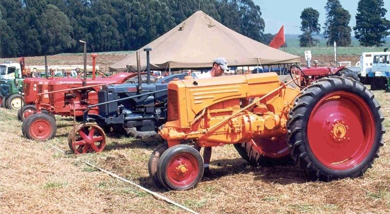 SAVTEC - National Show 2003 - TractorLine